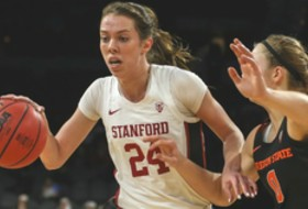 2020 Pac-12 Women's Basketball Championships: 3-seed Stanford defeats 6-seed Oregon State, advancing to 18th semifinal in 19 seasons
