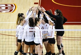 Pac-12 volleyball regular season finishes with rivalry matches