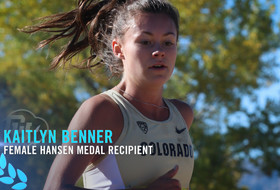 2018-19 Pride of the Pac: Colorado's Kaitlyn Benner