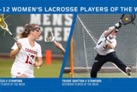Pac-12 announces Women's Lacrosse Players of the Week