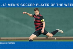 Pac-12 Men's Soccer Player of the Week