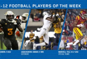 Pac-12 Football Players of the Week – Week 5