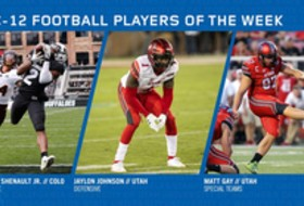 Pac-12 Football Players of the Week – Week 6