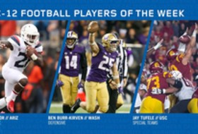 Pac-12 Football Players of the Week – Week 4