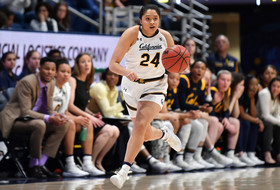 Michelle Smith WBB Feature: Cal's Recee Caldwell using her limited time wisely