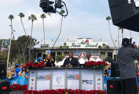 "Pac-12 Network hour-long pre and postgame coverage of 2019 Rose Bowl with ""Inside Pac-12 Football"" begins at 1pm PT / 2pm MT"