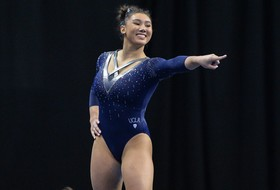 UCLA's Kyla Ross one perfect 10 away from historic 'Gym Slam'