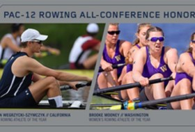 Pac-12 announces 2018 Rowing All-Conference Honors
