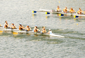 Nation's top rowers head to Lake Natoma for Pac-12 Championships