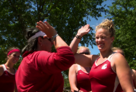 Scholar-Athlete of the Year Katie Dick talks about her final season at WSU