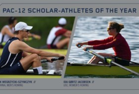 Cal's Wegrzycki-Szymczyk, USC's Jacobsen Named Pac-12 Scholar-Athletes of the Year