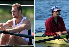 Stanford's Smit, Cornman named Pac-12 men's and women's rowing scholar-athletes of the year