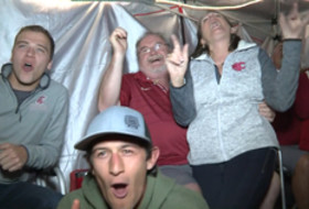 WSU superfans add to tailgate culture in Pullman