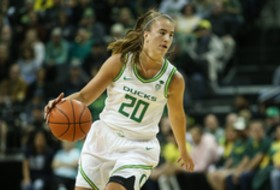 Highlights: Sabrina Ionescu's 30 points lift No. 1 Oregon women's basketball to 93-86 win over USA Women