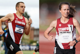 Stanford's Luke Lefebure, Jessica Tonn named 2015 Pac-12 Scholar Athletes of the Year