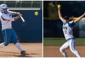 UCLA sweeps softball players of the week honors