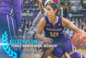 2016-17 Pride of the Pac: Washington's Kelsey Plum