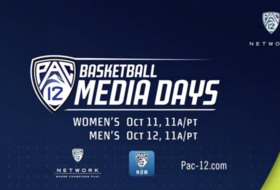 Pac-12 Networks to provide live coverage of 2017 Pac-12 Men's & Women's Basketball media days this week