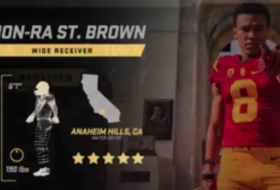 2018 National Signing Day: Mater Dei's Amon-Ra St. Brown joins JT Daniels at USC