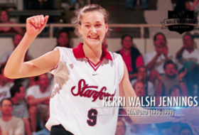 2018 Pac-12 Hall of Honor Inductee: Stanford's Kerri Walsh Jennings