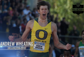 2018 Pac-12 Hall of Honor Inductee: Oregon middle-distance runner Andrew Wheating