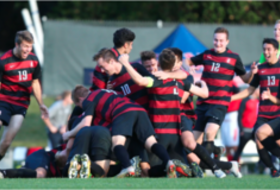 Three-Time Defending NCAA Men's Soccer Champion Stanford to face Akron for College Cup Bid
