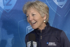 2019 Pac-12 Women's Basketball Tournament: Ceal Barry talks journey from coaching at Colorado to being on NCAA Tournament committee
