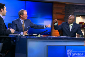 Spring football on Pac-12 Networks: Behind the scenes