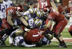 Washington football: Danny Shelton barrel-rolls his way to a sack