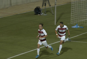 Recap: No. 7 Stanford men's soccer scores late for tough road win at UCLA