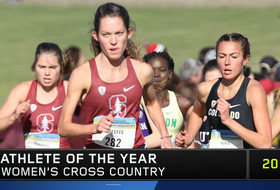 Stanford's Fiona O'Keeffe named 2019 Pac-12 Women's Cross Country Athlete of the Year