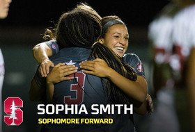 Sophia Smith highlights: Dynamic forward who was College Cup Most Outstanding Offensive Player