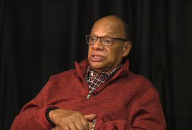 George Raveling explains how he has the 1963 original 'I Have a Dream' speech