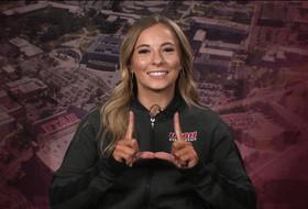 Utah's MyKayla Skinner, Megan Marsden join Pac-12 Playlist to talk Skinner's Olympic dreams