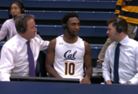 Kareem South on what defines Cal's early-season identity: 'It's our grit'