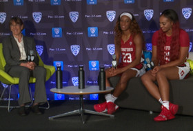 2019 Pac-12 Women's Basketball Media Day: Stanford's podium session