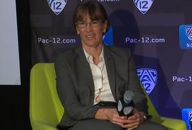 2019 Pac-12 Women's Basketball Media Day: Tara VanDerveer jokes Stanford could use one of Steve Kerr's lob plays this season
