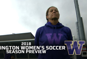 Washington women's soccer looking to build off school-record 11 shutouts in 2017