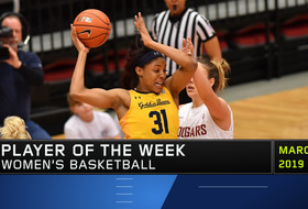 California's Kristine Anigwe tabbed Pac-12 Women's Basketball Player of the Week after recording 32 points, 30 rebounds for her 30th straight double-double