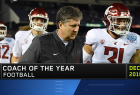 After best season in Pullman, Mike Leach garners Pac-12 Football Coach of the Year honors
