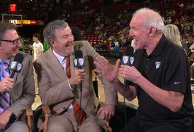 Pac-12 Networks' Bill Walton talks 'the biggest, baddest, toughest guys,' components Arizona State men's basketball brings to the table
