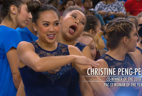 UCLA's Christine Peng-Peng Lee selected as co-winner of Pac-12 Woman of the Year honor