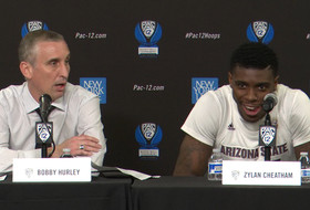 2019 Pac-12 Men's Basketball Tournament: Bobby Hurley on NCAA Tournament hopes: 'After this game, what uncertainty?'