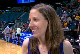 2019 Pac-12 Women's Basketball Tournament: Lindsay Gottlieb looks back on first-round win, previews quarterfinal game with Stanford