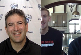 Andy Katz catches up Oregon State's Tres and Wayne Tinkle to hear how they're navigating life at home