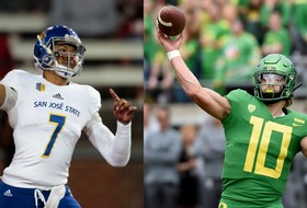 San Jose State-Oregon football game preview