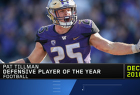 Washington's Ben Burr-Kirven tackles his way to earn Pac-12 Football Pat Tillman Defensive Player of the Year honors