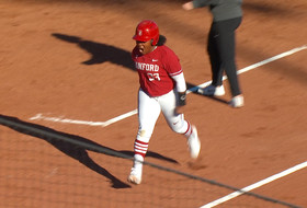 Highlights: Whitney Burks sparks Stanford softball with four-RBI performance in season-opening win