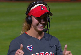 Jessie Harper looks back on two-homer game, Arizona's undefeated start in league play