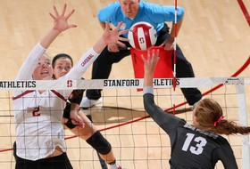 No. 1 Stanford leads six ranked Pac-12 volleyball teams